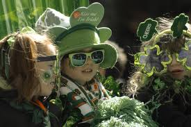This is how you celebrate St. Patrick's Day.
