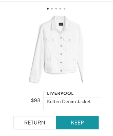 stitch fix liverpool denim jacket