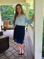 stitch fix teen skirt