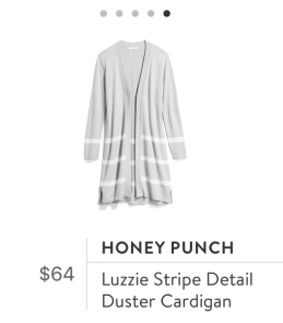 Honey Punch sweater stitch fix