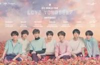 BTS k-pop concert