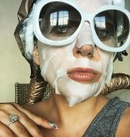 sheet mask glam